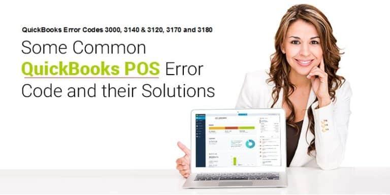 QuickBooks Error Codes 3000,3140,3120,3170 and 3180