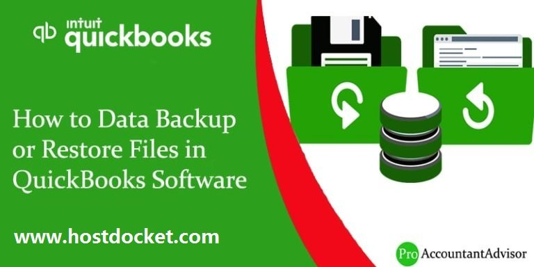 How to Restore Files in QuickBooks Software?
