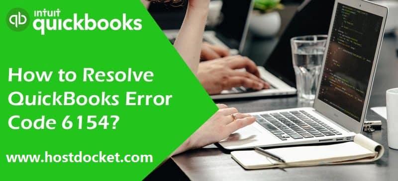 How to Resolve QuickBooks Error Code 6154-Pro Accountant Advisor