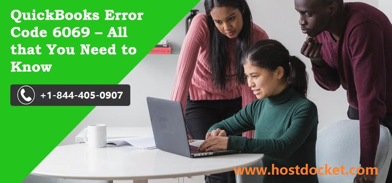 QuickBooks Error Code 6069–All that You Need to Know