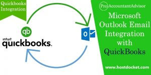 Microsoft Outlook Email Integration with QuickBooks