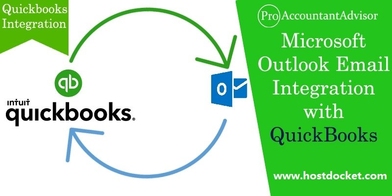 How to Setup Microsoft Outlook Email Integration with QuickBooks