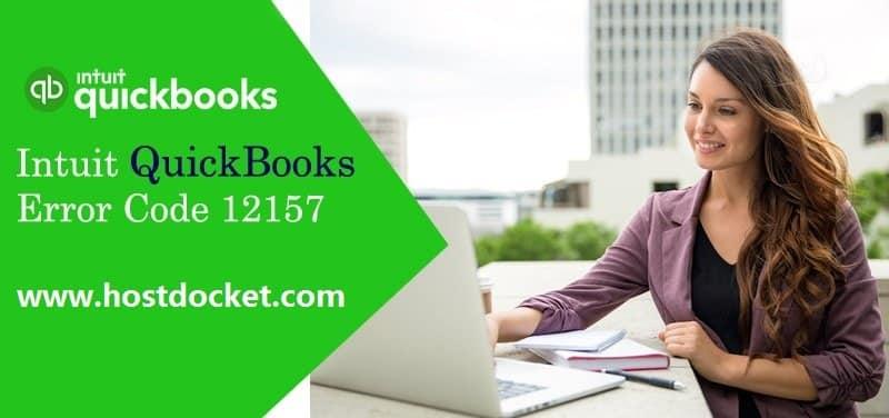 Intuit QuickBooks Error Code 12157-Proaccountantadvisor