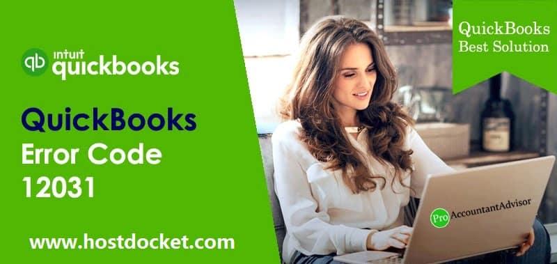 QuickBooks Error Code 12031-proaccountantadvisor