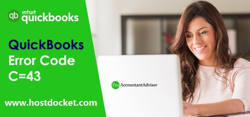 How to Fix QuickBooks Error C=43 : Unable to Read Transaction
