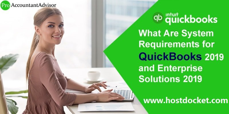 How to Setup System Requirements for QuickBooks Accounting Software [All Versions]