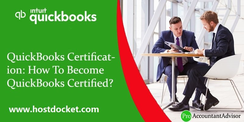 QuickBooks Certification-How To Become QuickBooks Certified-Pro-Accountant-Advisor