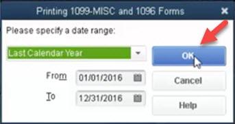 1099 forms in quickbooks