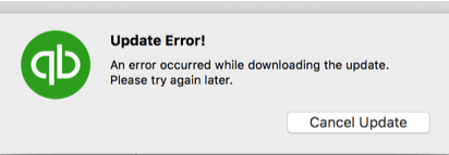 QuickBooks Installation Error for Mac