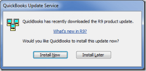 QuickBooks Installation Error for Windows