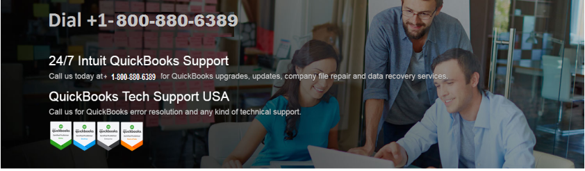 QuickBooks Customer Support Number for Technical Hiccups and Software Errors
