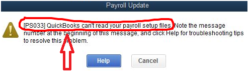 quickbooks-error-PS033- can't read your payroll setup files
