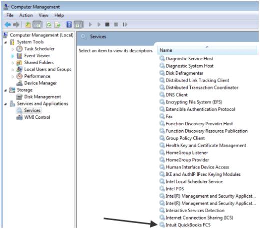 Computer Management Screen - Screenshot 2