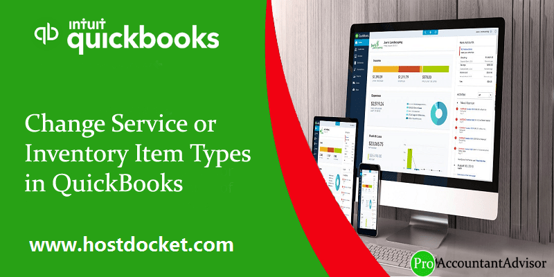 How to Change Service or Inventory Item Types in QuickBooks - Featured Image