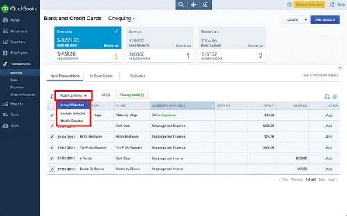 Online Banking - Screenshot