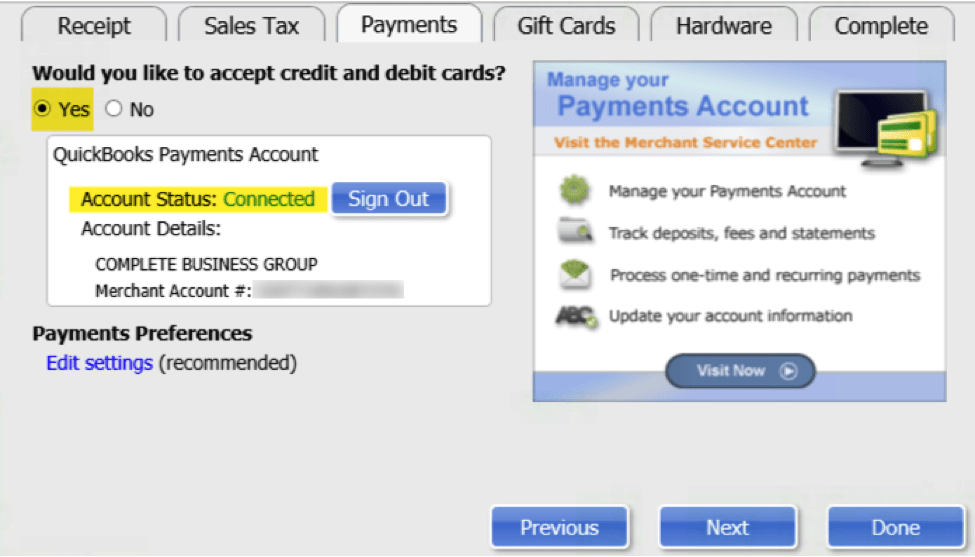 Seting up Mobile Sync at QuickBooks POS - Tech Guide1