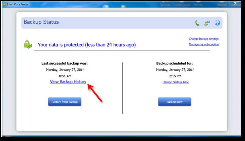 Intuit Data Protect - New Features in QuickBooks Desktop 2019