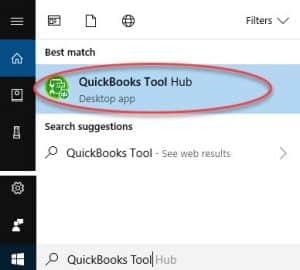 QuickBooks Tools Hub - Screenshot