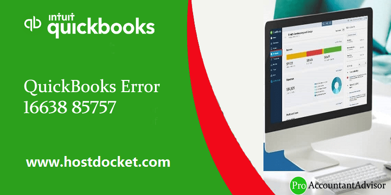QuickBooks Error 16638 85757
