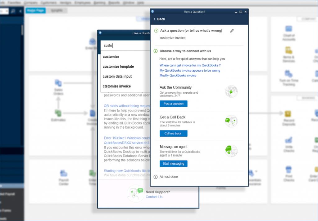 Advance Smart help! - Screenshot