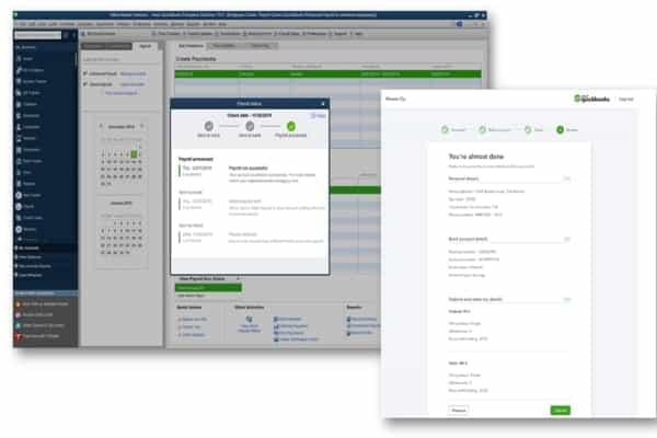 Payroll status for direct deposit - Screenshot 2