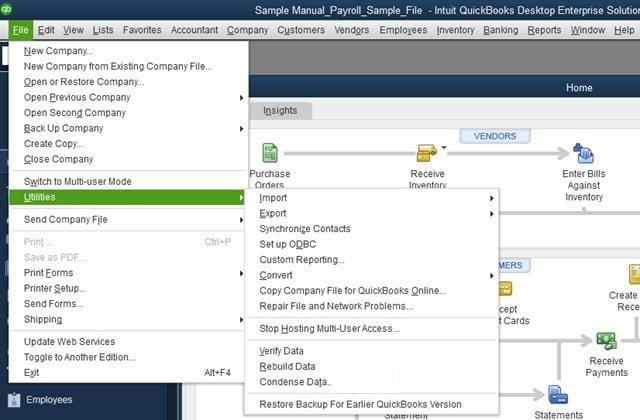 Steps to use File doctor tool - Screenshot 2