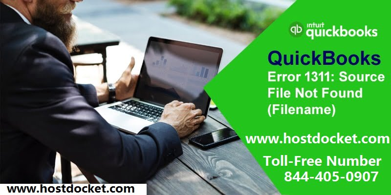 QuickBooks Error 1311 Source File Not Found (Filename)-Pro Accountant Advisor