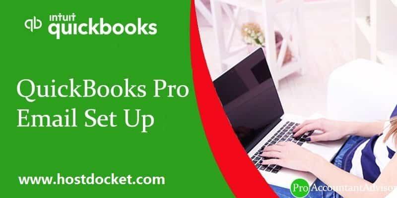 QuickBooks Pro Email Set Up-proaccountantadvisor