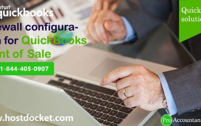 How to Firewall configuration for QuickBooks desktop Point of Sale ?